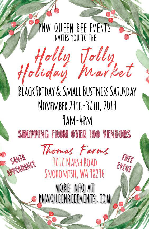Holly Jolly Market 2019